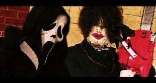 GHOSTFACE vs LEATHERFACE (Scream vs Texas Chainsaw) Fan Film 2018