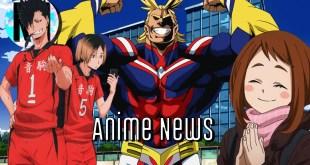 My Hero Academia Movie News + Haikyuu Manga Taking a Short Break + More | Anime News (18)