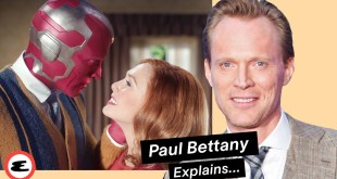 Paul Bettany Reacts to WandaVision Fan Theories | Explain This | Esquire