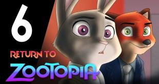 Return To Zootopia - Episode 6: Finale Part 1 - In Style (Fan-Film)