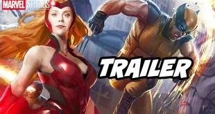 Wandavision Announcement and X-Men Trailer Breakdown - Marvel Phase 4