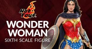 Wonder Woman Hot Toys Concept Version