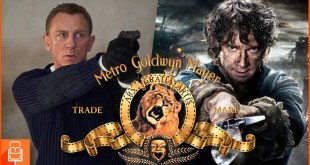 BREAKING MGM Selling Entire Film Studio Division