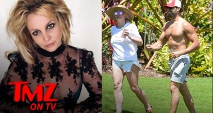Britney Spears Vacations in Hawaii with Boyfriend After Court Testimony | TMZ TV