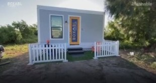 Elon Musk Sold All His Property and Now Lives in A Tiny Home Near a SpaceX Launch Site | Mashable