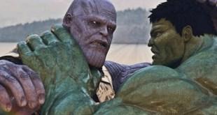 HULK VS THANOS REMATCH Deleted Scene REVEALED By Avengers Endgame Concept Art