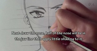 How to draw a male Manga character - Slow Tutorial