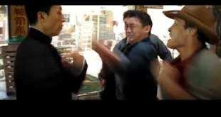 Ip Man's wonderful fighting scene(full action short film) HD 4K clip