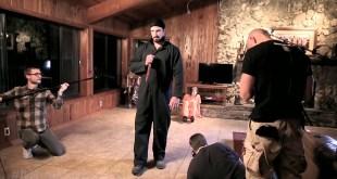 Jason Voorhees vs Michael Myers Behind the Scenes 2015 Short Horror Fan Film