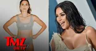 Kim Kardashian's SKIMS Tapped as Official Team USA Olympic Loungewear | TMZ TV