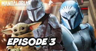 Star Wars The Mandalorian Season 2 Episode 3 - TOP 10 WTF and Movies Easter Eggs