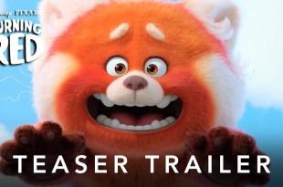 Turning Red   Teaser Trailer