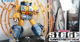[Unboxing] The Biggest Transformers!  HASLAB project -  Transformers War For Cybertron : Unicron