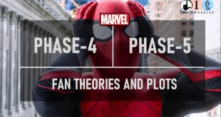 Upcoming Marvel Phase-4 | Marvel Phase-5 | Movies And Series | Fan theories and plots (Part-1)