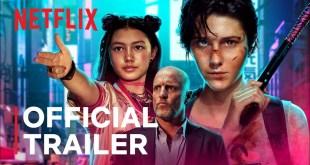 KATE Official Trailer Netflix w / Woody Harrelson