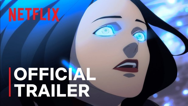 The Witcher Nightmare of the Wolf Official Trailer Netflix