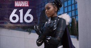 An Exclusive Look at Marvel's 616 - Suit Up!