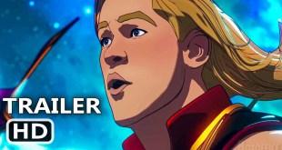 "WHAT IF... ? ""Thor & Doctor Strange"" Trailer (2021)"