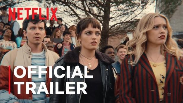 Sex Education Season 3 Official Trailer Netflix Watch Now
