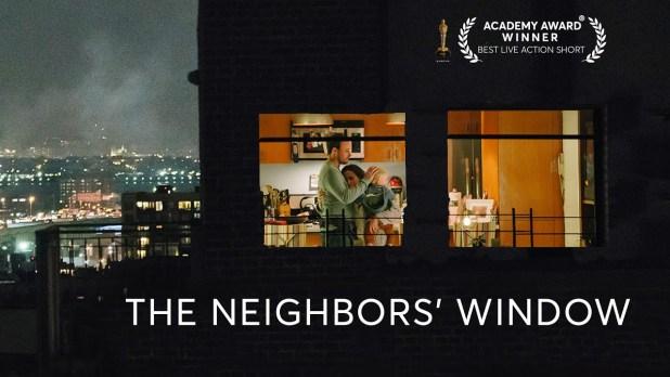 The Neighbors' Window Oscar Winning Short Film