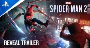 Marvels Spider Man 2 - PlayStation Showcase 2021 Reveal Trailer PS5