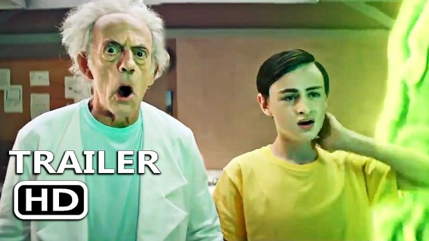 Rick & Morty Movie 3D - Teaser Trailer (2021) w/ Christopher Lloyd