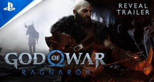 God Of War Ragnarok PlayStation Showcase 2021 Reveal Trailer PS5