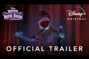 Muppets Haunted Mansion - Official Trailer - Disney+