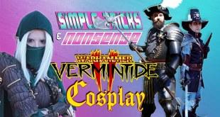 Warhammer: Vermintide 2 Cosplay
