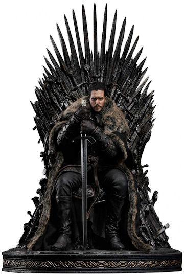 Jon Snow Statue Game of Thrones 1/4 60 cm by Blitzway