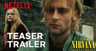 Nirvana Kurt Cobain Netflix Series - Trailer Fanmade - Joe Anderson