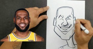 How to draw a Caricature for Beginners
