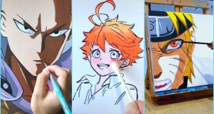 Talented People Who Took ANIME Creations To Another Dimension #2! Amazing Anime Art