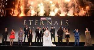 Marvel Eternals Movie2021