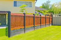 Fence Styles and Designs for Backyard-Front Yard (IMAGES)