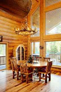 Luxury Log Homes - Interior & Exterior Design Great