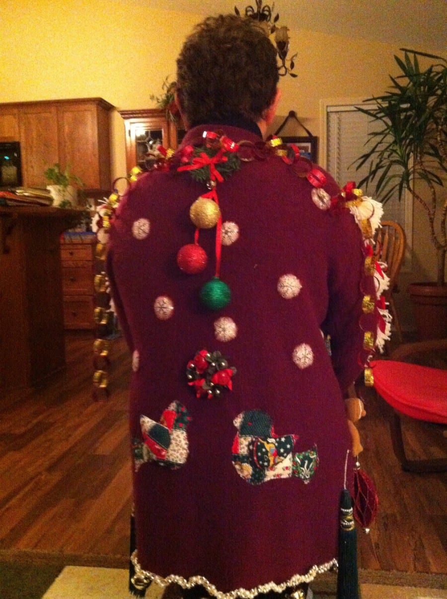 30 DIY Ugly Sweater Ideas for Christmas  Parties PHOTOS