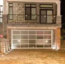 Single Garage Door with Windows
