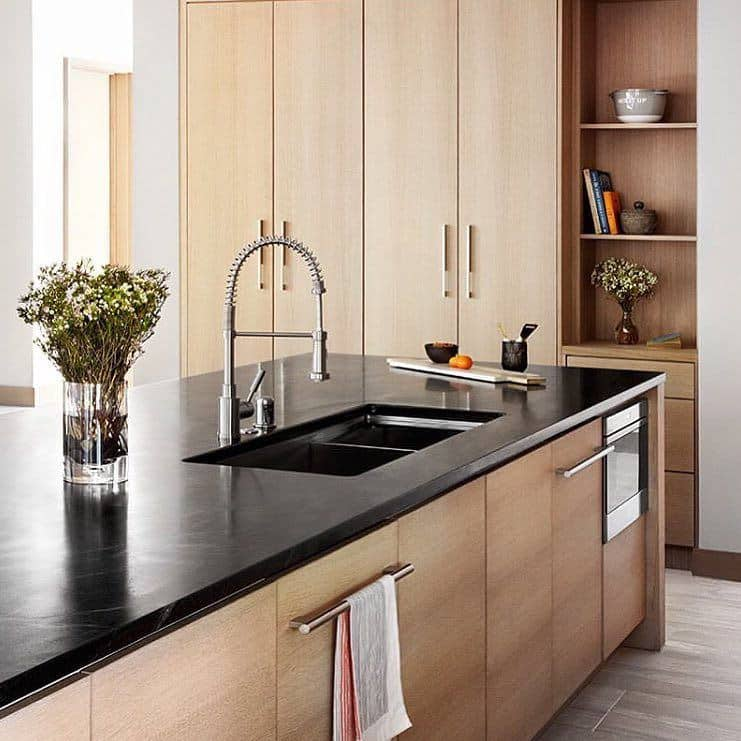 soapstone kitchen flooring lowes countertops ideas pictures black