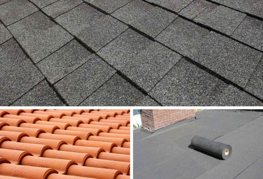 Rolled Roofing Vs Roof Shingles Vs Tiles Pros And Cons With Photos