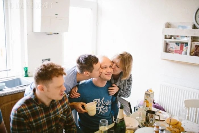 Reportage wedding photographer Yorkshire