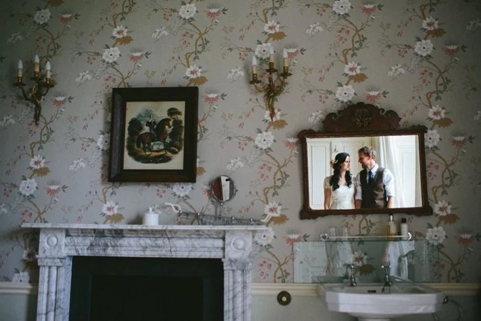 Documentary wedding photographer Drenagh Estate Northern Ireland
