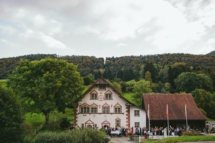 Documentary wedding photography Switzerland
