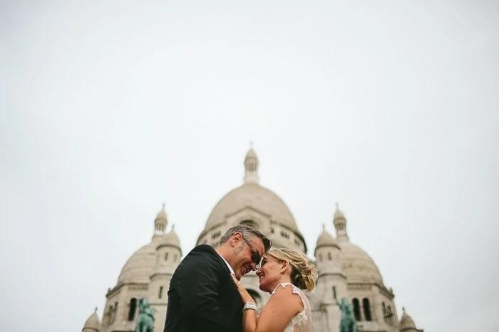 Fine art Paris wedding photography