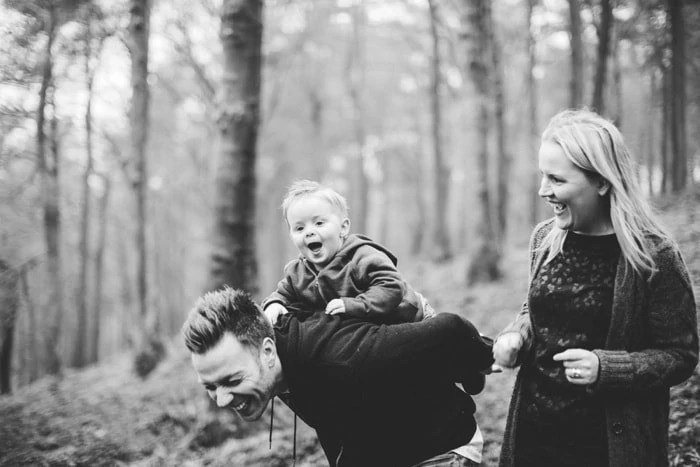 Creative family photographer Leeds