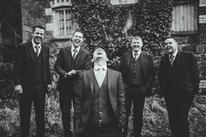 Documentary wedding photographer Donegal