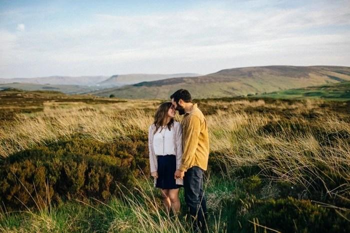 Glenns of Antrim engagement photographer Northern Ireland