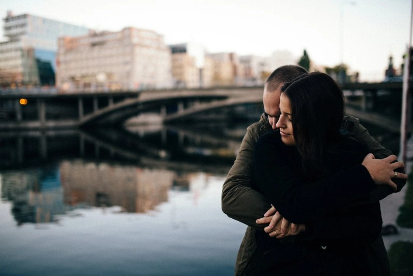 Stockholm Couple session portrait Photographer Sweden