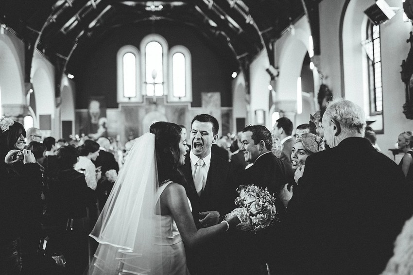 Best documentary wedding photography Northern Ireland