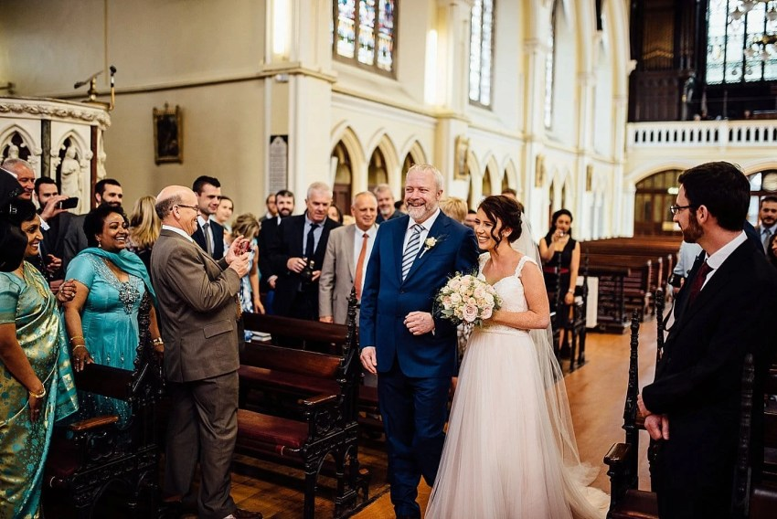 Creative wedding photographer Dublin Ireland